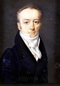 James Smithson portrait