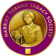 Harriet Tubman Legacy Society pin